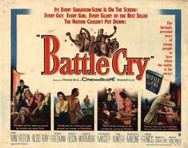 Battle Cry - 11 x 14 Movie Poster - Style A