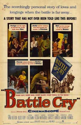 Battle Cry - 27 x 40 Movie Poster - Style A