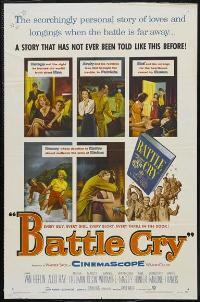 Battle Cry - 43 x 62 Movie Poster - Bus Shelter Style A