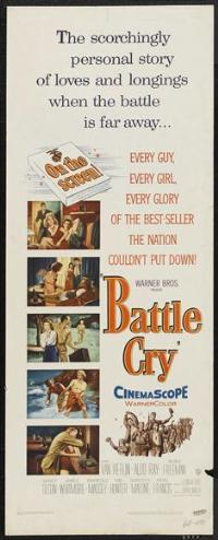 Battle Cry - 14 x 36 Movie Poster - Insert Style A