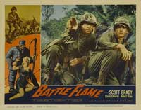 Battle Flame - 11 x 14 Movie Poster - Style D