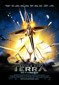 Battle for Terra - 11 x 17 Movie Poster - Style A