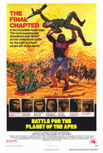 Battle for the Planet of the Apes - 27 x 40 Movie Poster - Style A