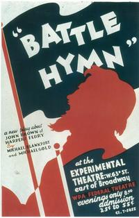 Battle Hymn (Broadway) - 11 x 17 Poster - Style A