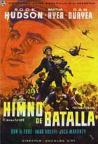 Battle Hymn - 11 x 17 Movie Poster - Spanish Style A