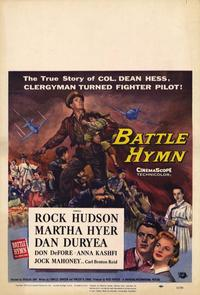 Battle Hymn - 11 x 17 Movie Poster - Style B