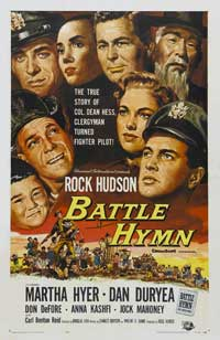 Battle Hymn - 43 x 62 Movie Poster - Bus Shelter Style A