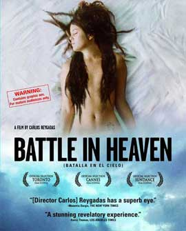 Battle in Heaven - 11 x 17 Movie Poster - Style A