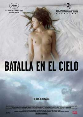Battle in Heaven - 11 x 17 Movie Poster - Spanish Style A