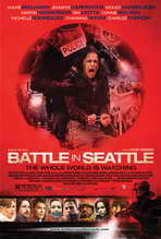 Battle in Seattle - 27 x 40 Movie Poster - Style B