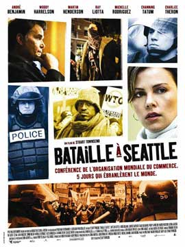 Battle in Seattle - 27 x 40 Movie Poster - French Style A