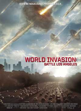 Battle: Los Angeles - 43 x 62 Movie Poster - French Style A