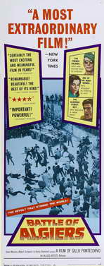 The Battle of Algiers - 14 x 36 Movie Poster - Spanish Style A