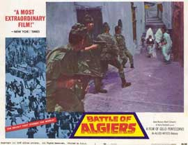 The Battle of Algiers - 11 x 14 Movie Poster - Style B