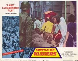 The Battle of Algiers - 11 x 14 Movie Poster - Style C