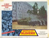The Battle of Algiers - 11 x 14 Movie Poster - Style G