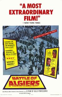 The Battle of Algiers - 11 x 17 Movie Poster - Style A
