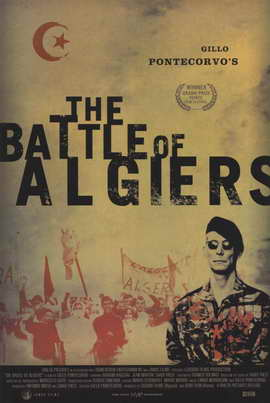 The Battle of Algiers - 11 x 17 Movie Poster - Style B