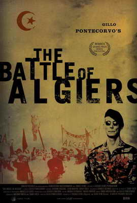 The Battle of Algiers - 27 x 40 Movie Poster - Style B