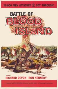 Battle of Blood Island - 11 x 17 Movie Poster - Style A