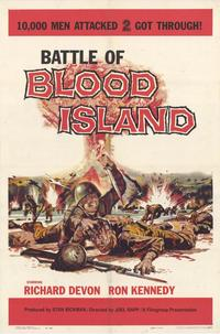 Battle of Blood Island - 27 x 40 Movie Poster - Style A