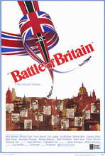 Battle of Britain - 27 x 40 Movie Poster - Style A