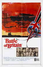 Battle of Britain - 27 x 40 Movie Poster - Style B