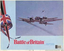 Battle of Britain - 11 x 14 Movie Poster - Style G