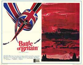 Battle of Britain - 11 x 14 Movie Poster - Style A