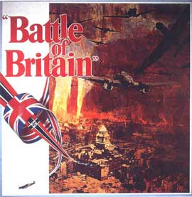 Battle of Britain - 11 x 14 Movie Poster - Style C
