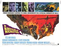 Battle of Neretva - 22 x 28 Movie Poster - Half Sheet Style A