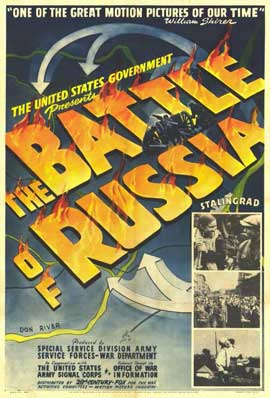 Battle of Russia - 11 x 17 Movie Poster - Style A