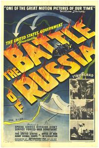 Battle of Russia - 43 x 62 Movie Poster - Bus Shelter Style A