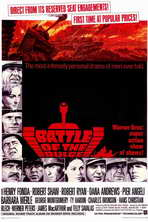 Battle of the Bulge - 11 x 17 Movie Poster - Style A