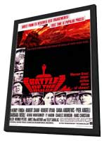 Battle of the Bulge - 11 x 17 Movie Poster - Style A - in Deluxe Wood Frame