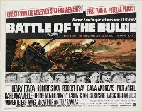 Battle of the Bulge - 30 x 40 Movie Poster - Style A