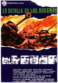 Battle of the Bulge - 11 x 17 Movie Poster - Spanish Style A