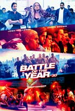 Battle of the Year 3D - 11 x 17 Movie Poster - Style A