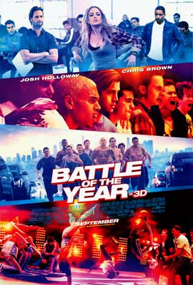 Battle of the Year 3D - DS 1 Sheet Movie Poster - Style A