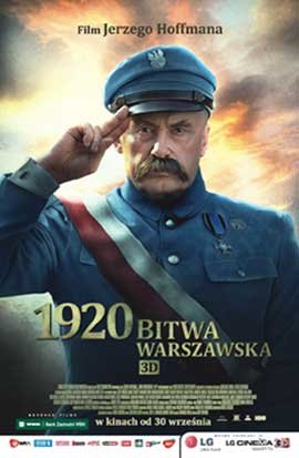 Battle of Warsaw 1920 - 11 x 17 Movie Poster - Polish Style A