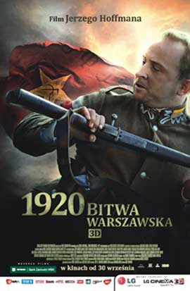Battle of Warsaw 1920 - 11 x 17 Movie Poster - Polish Style B