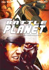 Battle Planet - 11 x 17 Movie Poster - Style A