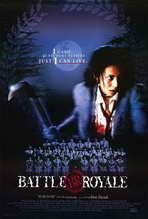 Battle Royale - 27 x 40 Movie Poster - Style A