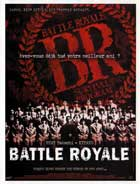 Battle Royale - 11 x 17 Movie Poster - French Style A