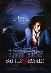 Battle Royale - 43 x 62 Movie Poster - Bus Shelter Style B