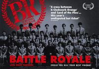 Battle Royale - 11 x 17 Movie Poster - Style A - Museum Wrapped Canvas