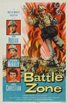 Battle Zone - 11 x 17 Movie Poster - Style A