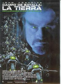 Battlefield Earth: A Saga of the Year 3000 - 11 x 17 Movie Poster - Spanish Style A