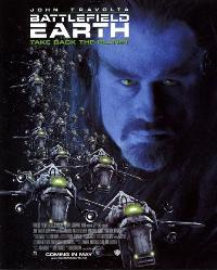 Battlefield Earth: A Saga of the Year 3000 - 43 x 62 Movie Poster - Bus Shelter Style A