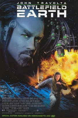 Battlefield Earth - 11 x 17 Movie Poster - Style A